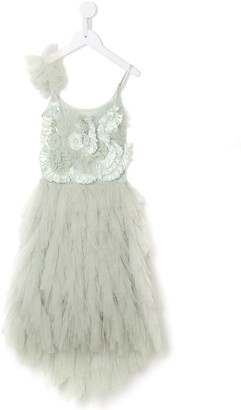 Tutu Du Monde Snapdragon tulle dress