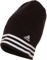 adidas Power 3S Mens Winter Knitted Beanie Hat /White