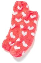Old Navy Printed Cozy Socks for Girls
