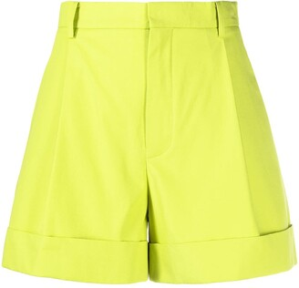 Sofie D'hoore High-Waisted Shorts