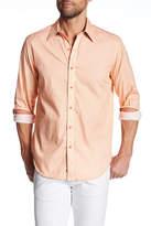 Robert Graham X-Print Long Sleeve Tailored Fit Shirt