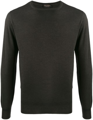 Dell'oglio Knitted Crew-Neck Jumper