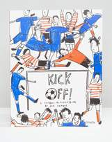 Books Kick Off Football Activity Book