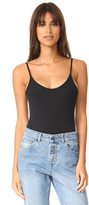 ATM Anthony Thomas Melillo Modal Rib Cami Bodysuit