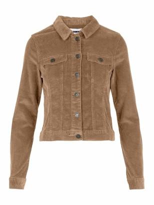 Noisy May Women's NMADA LS Corduroy Jacket S