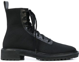 Loeffler Randall Brady combat boots