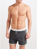 Hugo Boss Boss Butterfly Swim Shorts, Grey