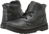 Palladium Pampa Hi Leather Zip (Toddler)