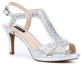 Alex Marie Gianella Jeweled Dress Sandals