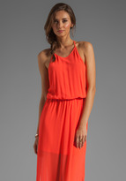 Rory Beca Gemma T-Back Gown