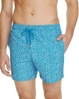 Vilebrequin Moorea Micro Turtles Swim Trunks