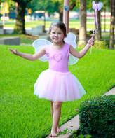 Pink Fairy Princess Set - Infant, Toddler & Girls