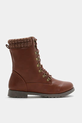 Ardene Insulated Combat Boots