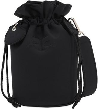 Courreges Cotton Bucket Bag