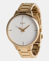 Roxy Womens Avenue 40mm Stainless Steel Watch