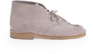 Palm Angels Clarks x Suede Desert Boots