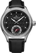 Alpina Women's AL-285BTD3C6 HOROLOGICAL SMART WATCH Analog Display Quartz Watch