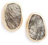 Melissa Joy Manning Semiprecious Stone Earrings