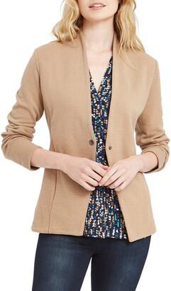 Nic+Zoe Sleek Knit Jacket