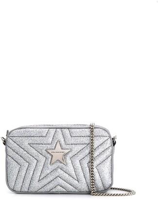 Stella McCartney Stella Star glitter crossbody bag