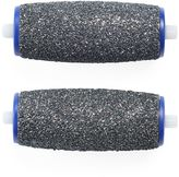 Amope Pedi Perfect With Diamond Crystals Extra Coarse Foot File Refill Roller Heads