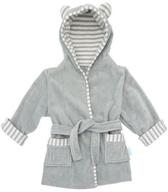 Indigo Baby IndigoBaby Robe - Grey