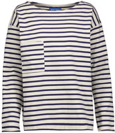 MiH Jeans Striped cotton top