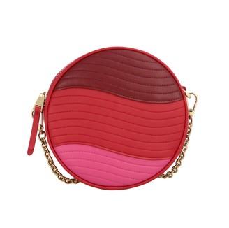 Furla Mini Bag Shoulder Bag In Wave-like Quilted Leather