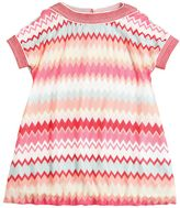 Missoni Zigzag Knitted Viscose Dress