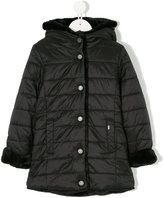 Karl Lagerfeld padded coat