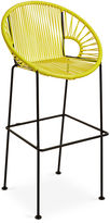 Innit Black/Yellow Puerto Stool