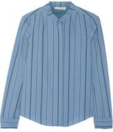 Jill Stuart Romina Striped Cotton Top