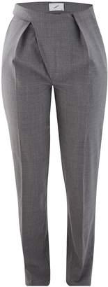 Coperni Asymmetric Tailored Trousers