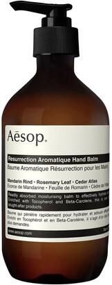 Aesop Resurrection Aromatique Hand Balm 500ml