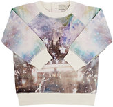 Stella McCartney Cosmic-Circus-Print Sweatshirt-CREAM