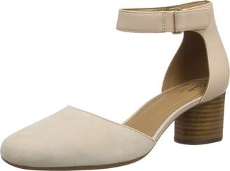 Clarks Un Cosmo Strap Womens Ankle-Strap
