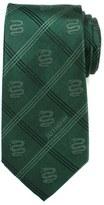 Cufflinks Inc. Men's Cufflinks, Inc. 'Slytherin' Silk Tie