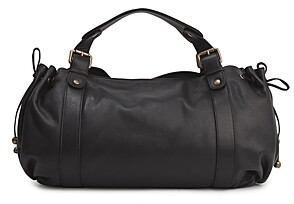 Gerard Darel 24 Leather Handbag