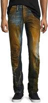 PRPS Demon Dusty Download Jeans, Dark Indigo