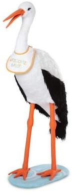 Melissa & Doug Stork Plush Animal