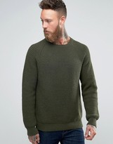 Edwin Purl Knit Sweater