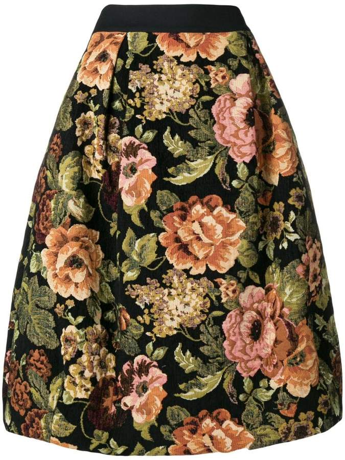 664bb3a971 Jacquard Skirt - ShopStyle