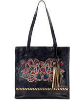 Patricia Nash Provencal Escape Embroidery Toscano Medium Tote