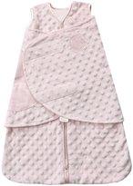 Halo SleepSack Swaddle Plush Dot Velboa - Cream - Newborn