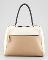 Marni Colorblock Satchel Bag