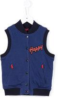 Stella McCartney Rhubarb vest - kids - Cotton - 12 yrs