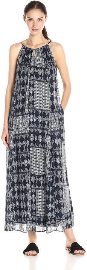 Velvet by Graham & Spencer Women's Mali Print Maxi Dress