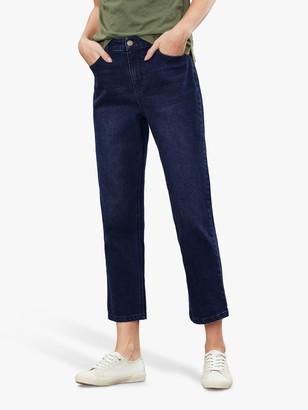 Joules Etta Straight Leg Jeans, Indigo