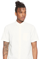 Denim & Supply Ralph Lauren Classic Short Sleeve Shirt, White