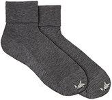 Antipast Women's Embroidered-Flower Mid-Calf Socks